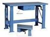 STEEL TOP ELECTRIC ERGONOMIC HYDRAULIC WORK BENCHES